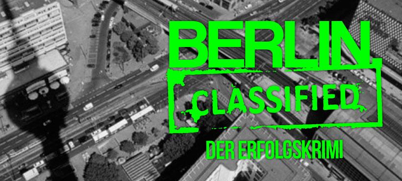 Berlin.classified - Fred Breinersdorfer