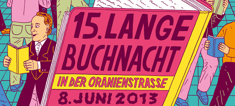 Seien Sie dabei! Am 8. Juni ist epubli bei der 15. Langen Buchnacht in Berlin