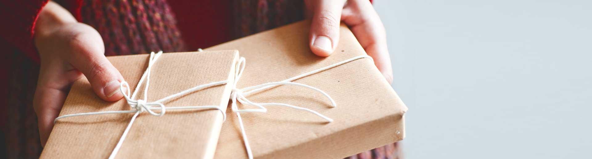 Weihnachtsgeschenke für Kunden und Geschäftspartner