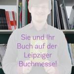 Kommen Sie mit uns digital auf die Leipziger Buchmesse!