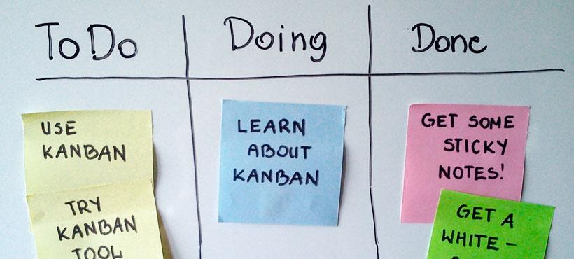 Kanban für Autoren – Mehr Struktur im Schreibprozess