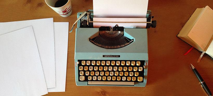 Webinarreihe: Schreibhandwerk