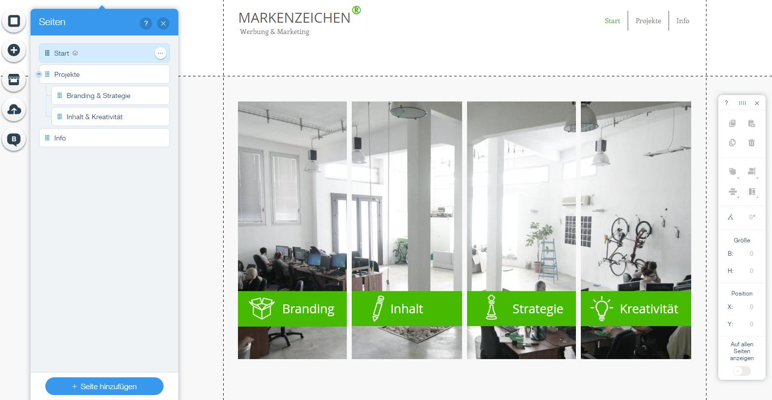Schritt-für-Schritt: Eigene Homepage erstellen mit WIX - epubli