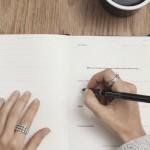 5 Gründe für tägliches Schreiben