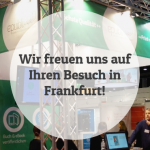 Besuchen Sie uns an unserem Stand K32 in Halle 3 auf der Frankfurter Buchmesse!
