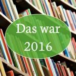 epubli 2016: Ein Jahresrückblick