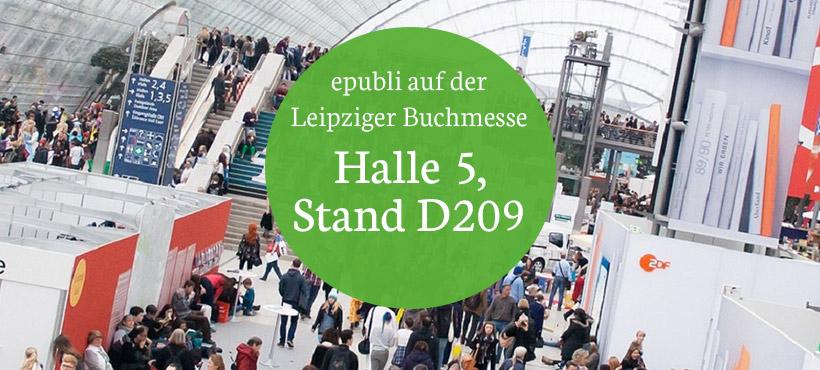 Die Leipziger Buchmesse 2017