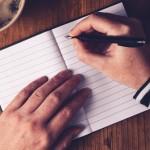 #dererstesatz – 10 schnelle Schreibübungen
