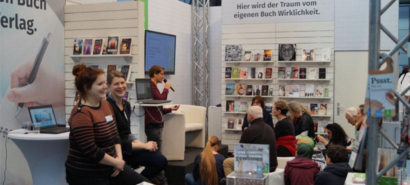 Ein kleiner Überblick über unsere Leipziger Buchmesse 2017!