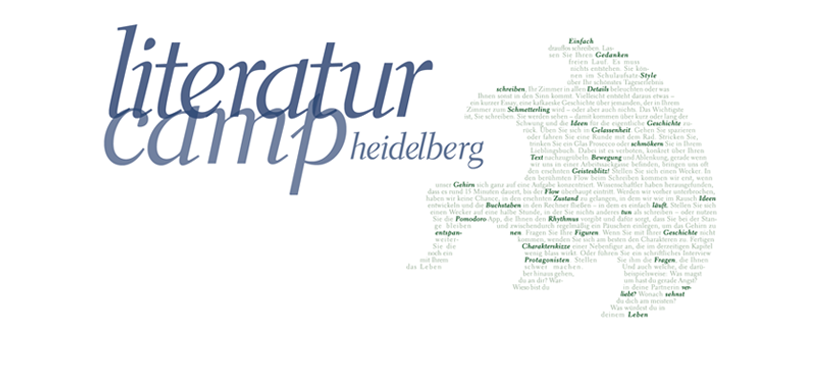 Litcamp17 in Heidelberg – Unser Rückblick