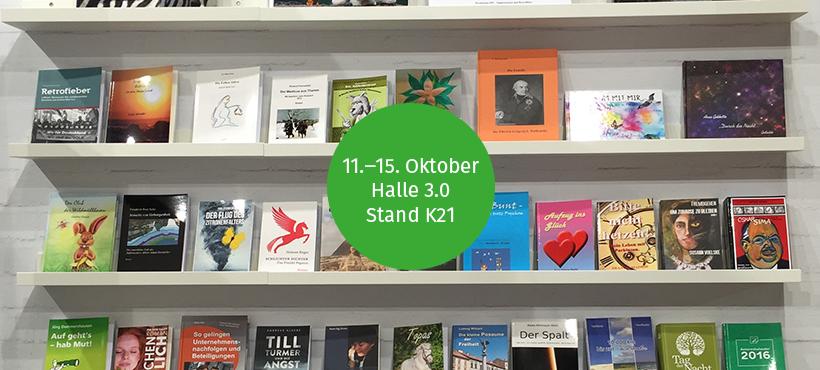 Wieso Sie epubli auf der Frankfurter Buchmesse besuchen sollten