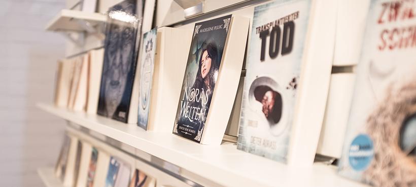 Unsere Bücher auf der Leipziger Buchmesse 2018
