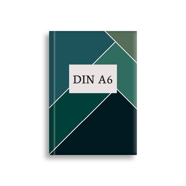 din-a6 hardcover