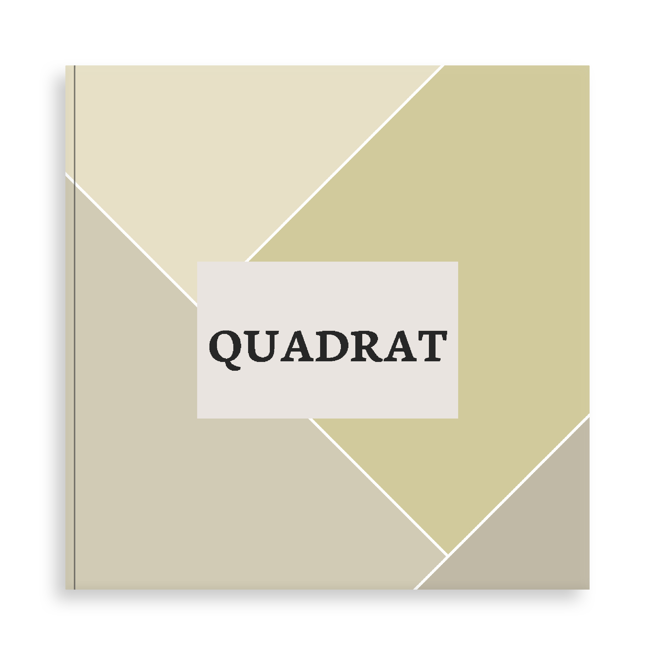 Quadrat-Softcover